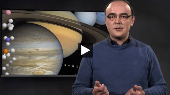 La lumière : outil d'étude d'atmosphères d'étoiles et planètes