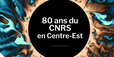 Relive the CNRS' 80th anniversary at the ICB laboratory