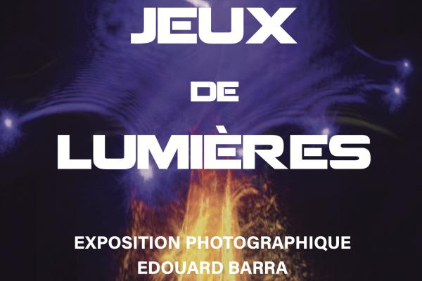 Jeux de lumières by Edouard Barra
